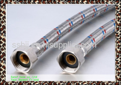304 stainless steel flexible hose for water
