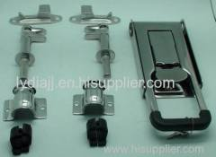 Truck body parts Trailer external locking handle