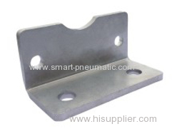 Pneumatic Cylindr ISO-LB Type (Foot Bracket)