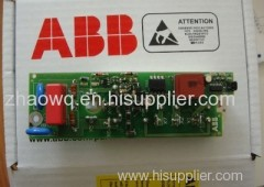 SDCS-FIS-31-COAT, excitation board, ABB parts