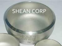 Black Steel Pipe Fitting Cap