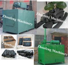 High temperature continuous carbide furnace