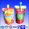 liquid packaging bags with spout