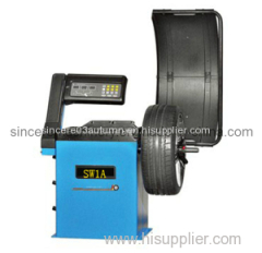 Automatic Car Wheel Balancer Machine (SW1A)