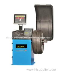Hot Sale Wheel Balancer Machines (SW2000C)