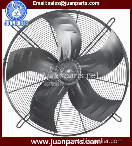 AC Axial Fan with External Rotor Motor