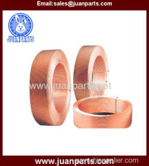 Copper coil tube for refrigeration