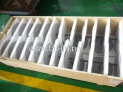 Titanium Mixed Precious Metal Oxide Disk Anode
