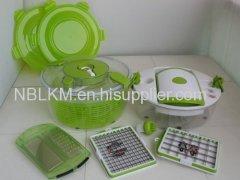 vegetable Salad Chef/Vegetable Salad O Chef /Salad Spinner/Multi Salad Chef