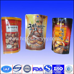 food bulk bags stand up bag