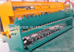 2500mm Welded Wire mesh Fence Panel Machine