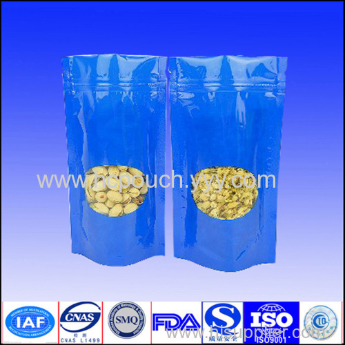 stand up food packaging bag