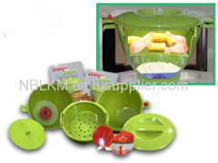 Magic Meal/microwave cooker/microwave cooking system