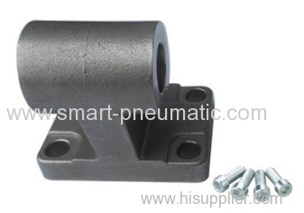 Pneumatic CylinderISO-CR Type (Pivot Bracket With Swiel)