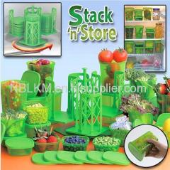 Stack N Store Spinner/54pcs Stack'n'Store box
