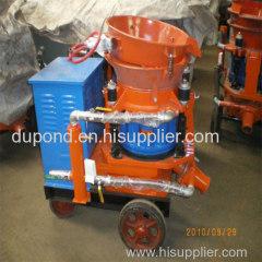 High quality PZ-5 dry-mix gunite machines