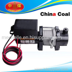 12V mini electric ATV/UTV electric winch