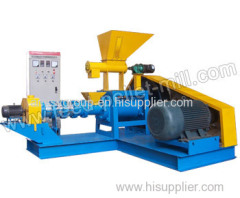 Floating Fish Feed Extruder- Dry Type