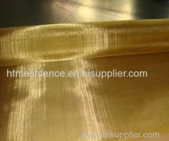 brass wire mesh brass wire cloth for filter anping manufacturer