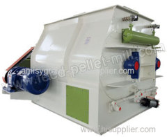 Double Paddle Feed Mixer