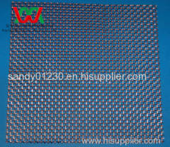 8 Mesh Copper Screen Mesh 0.71mm Wire Dia