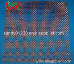 Copper 10-mesh Screen, 0.64mm Wire Dia
