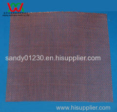 Copper woven Wire 18 Mesh, 0.43mm Wire Dia