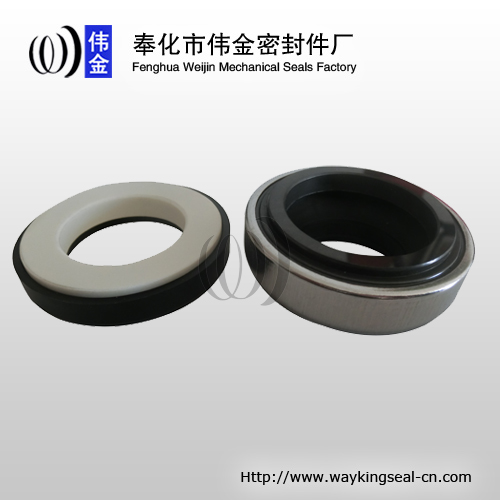 mechanical shaft seal for clean pumps