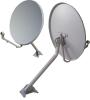 ku band 60cm outdoor satellite antenna