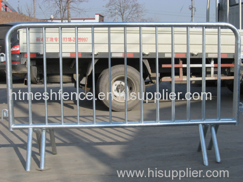Galvanized Steel Rack Bike Barricade