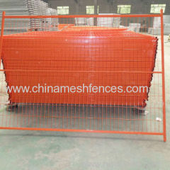 Heavy Duty 6ftx10ft PVC Portable Fence Panels