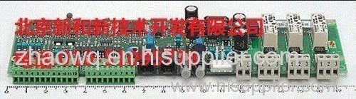 I/O control board, ABB parts, NIOC-01C, in stock
