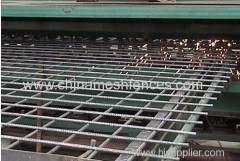 reinforcing concrete net welded steel wire mesh steel bar welded netting