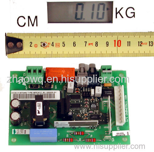 SVA 3k3v,XV C722 A02, Voltage Measuring Scal., ABB parts