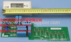Supply filter board, ABB parts, RRFC5521