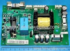 APOW-01C, power supply board, ABB parts