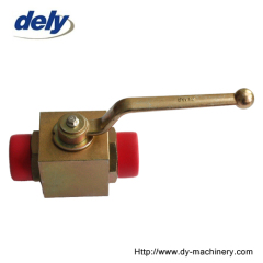 ball valve YIHUAN CHINA