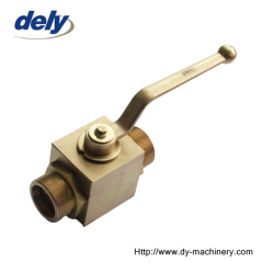 hydraulic ball valve assembly supplier
