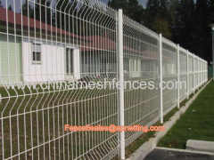50*200mm aperture wire mesh fence