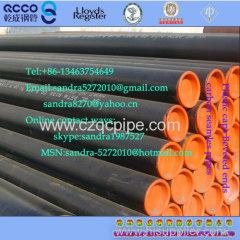 API 5L X42 X5 Gr.B line pipes
