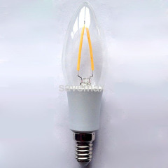 LED antique bulb c35 vintage LED bulb LED candle bulb