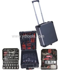 186PCS TOOL SET IN ALUMINIUM CASE
