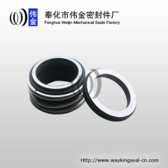 elastomer bellow shaft seals for centrifugal pumps burgmann