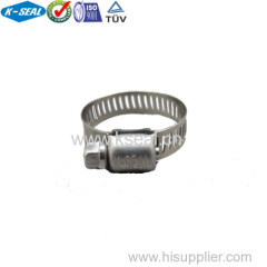 SAE Type -Stainless Steel American Type Mini Hose Clamp KMG10SS