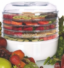 electric home use food dehydrator with adjustable tray
