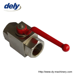 high pressure ball valves china