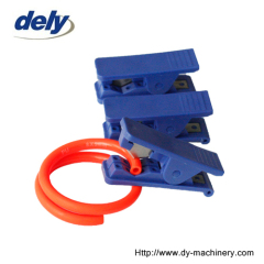plastic pu tube cutter supplier
