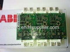 FS450R17KE3/AGDR-72C, IGBT driver board, ABB parts