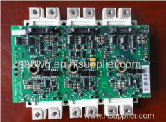 Supply ABB parts, IGBT driver module, FS300R17KE3/AGDR-71C