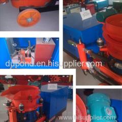 High quality HSP-5 wet shotcrete machine for coal mining